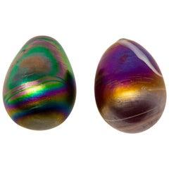 Art Glass Eggs