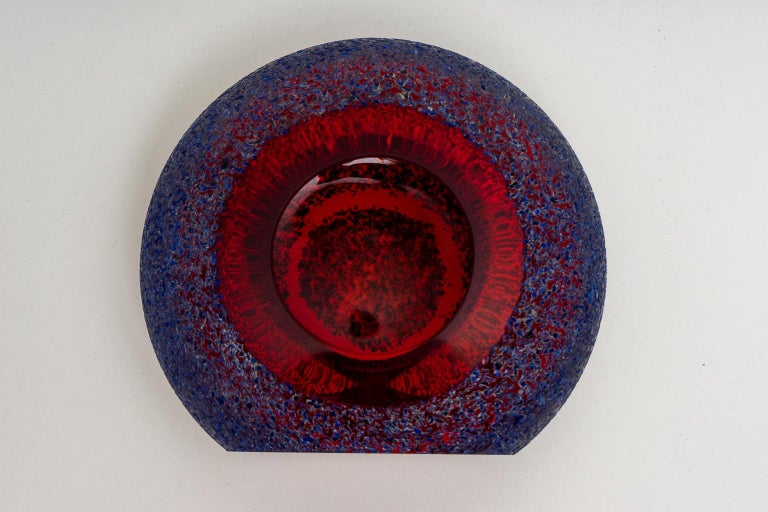 Art Glass Sculpture For Sale 3
