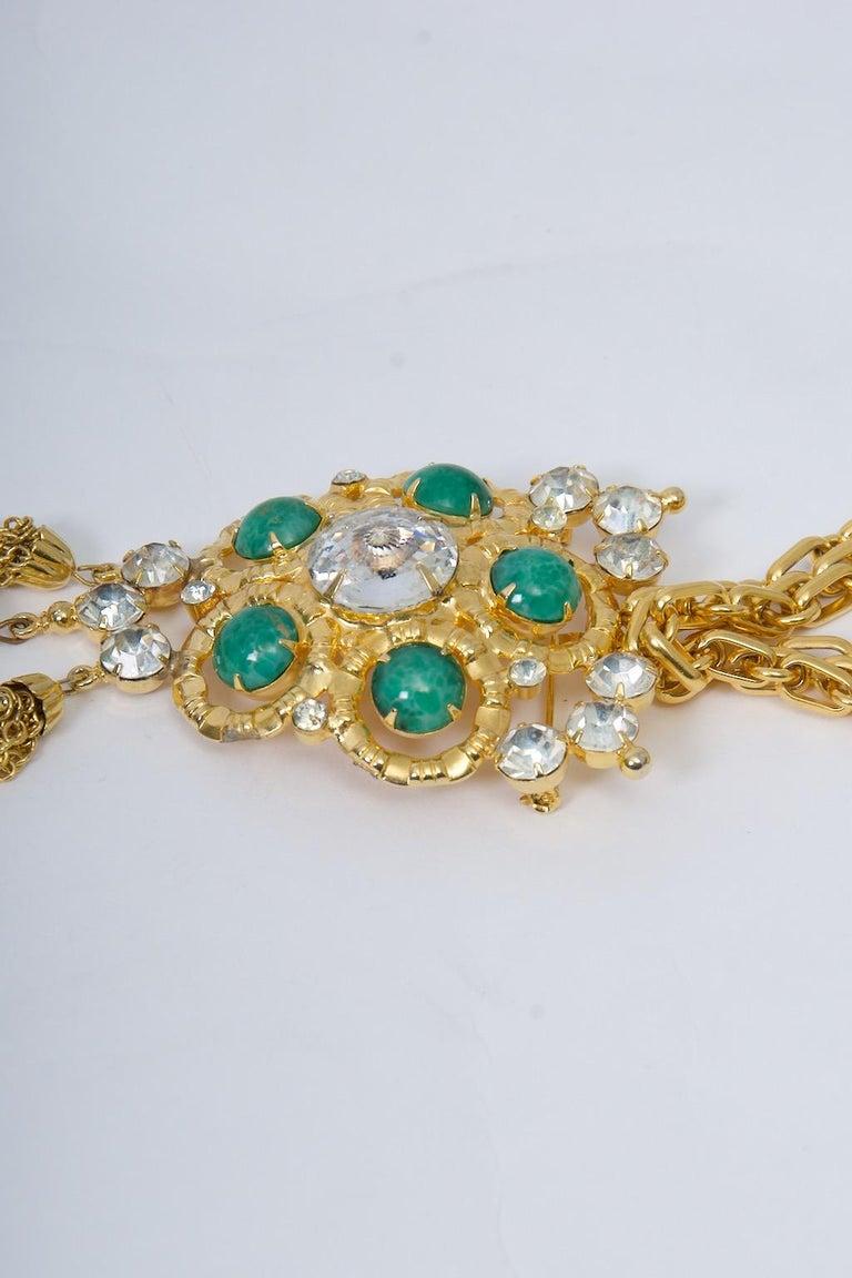 ART Large Necklace/Brooch For Sale 2