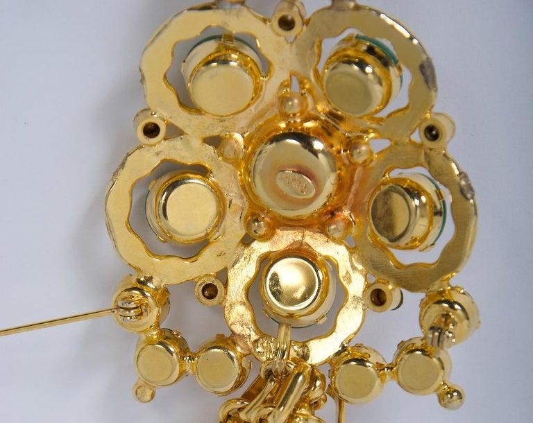ART Large Necklace/Brooch For Sale 5