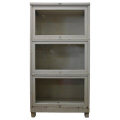 Art Metal Co Stacking Barrister's Bookcase