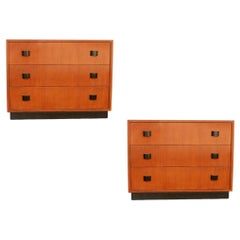 1940s Streamline Moderne Dresser By Rway At 1stdibs