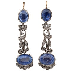 Early 1900s Dangle Earrings