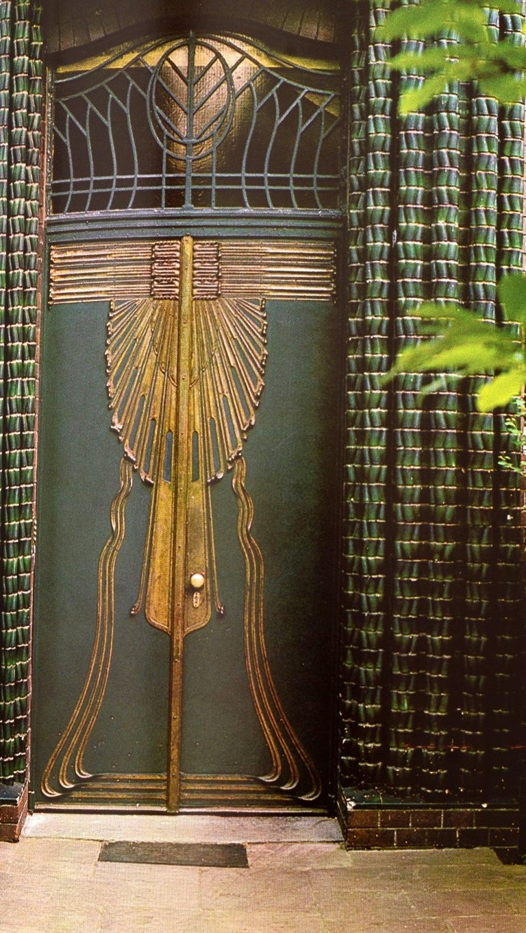 Art Nouveau Architecture by Frank Russell For Sale 2
