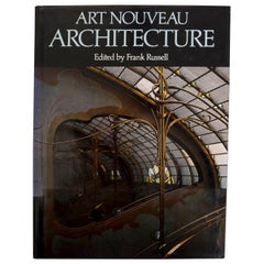 Art Nouveau Architecture by Frank Russell