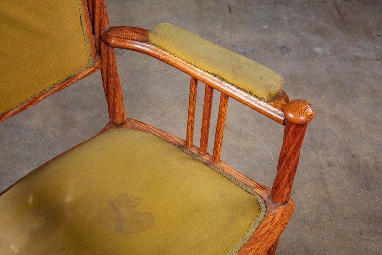 Art Nouveau Armchair For Sale 1