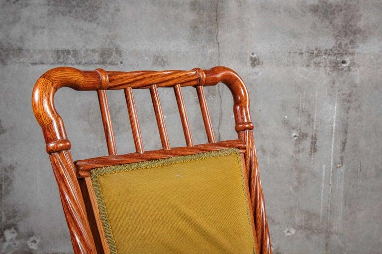 Art Nouveau Armchair For Sale 2