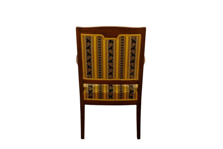 Joinery Art Nouveau Armchairs, Sweden, 1905-1920 For Sale