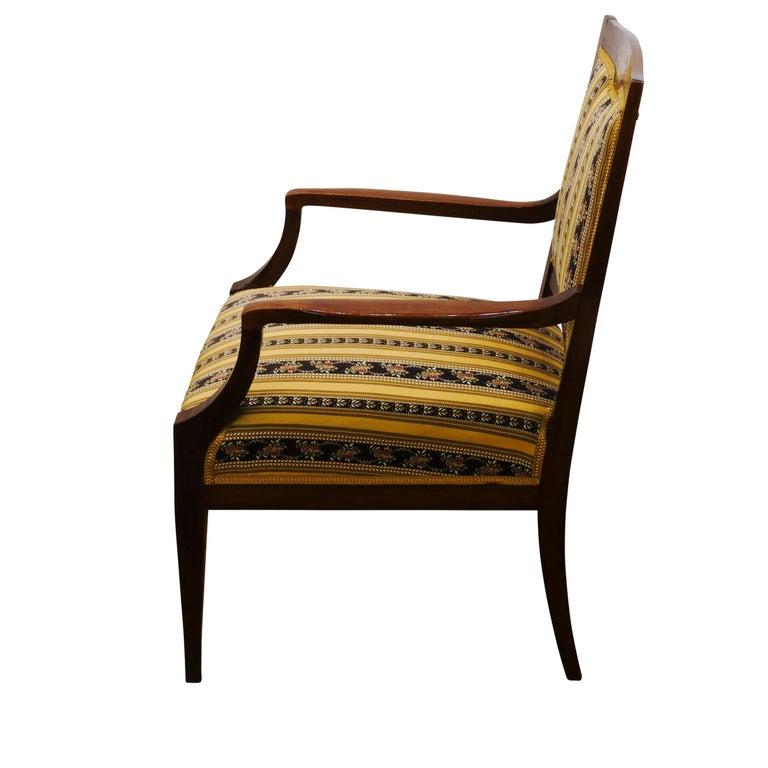 20th Century Art Nouveau Armchairs, Sweden, 1905-1920 For Sale