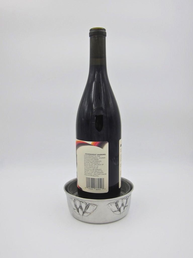 Art Nouveau Bottle Holder from J.P. Kayser Sohn of Germany For Sale 5