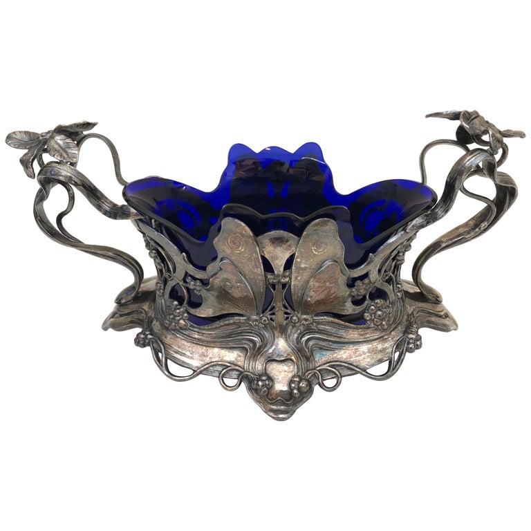 Art Nouveau Centrepiece For Sale