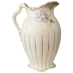 Art Nouveau Ceramic Jug or Vase