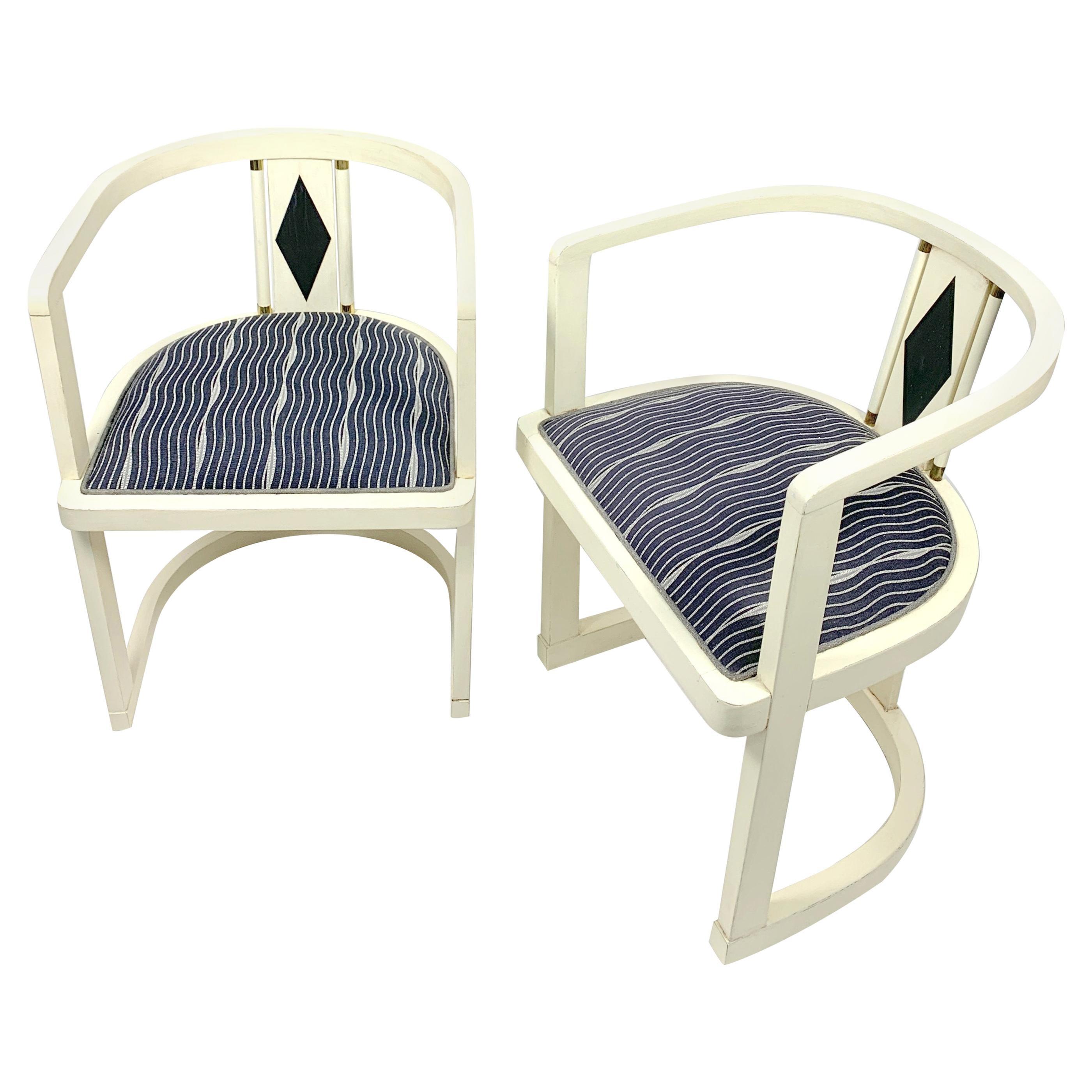 Art Nouveau Chairs, 1900s
