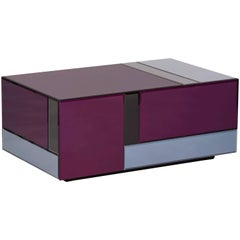Art Nouveau Contemporary Side Table