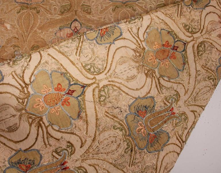 20th Century Art Nouveau European Textile, 1900s For Sale