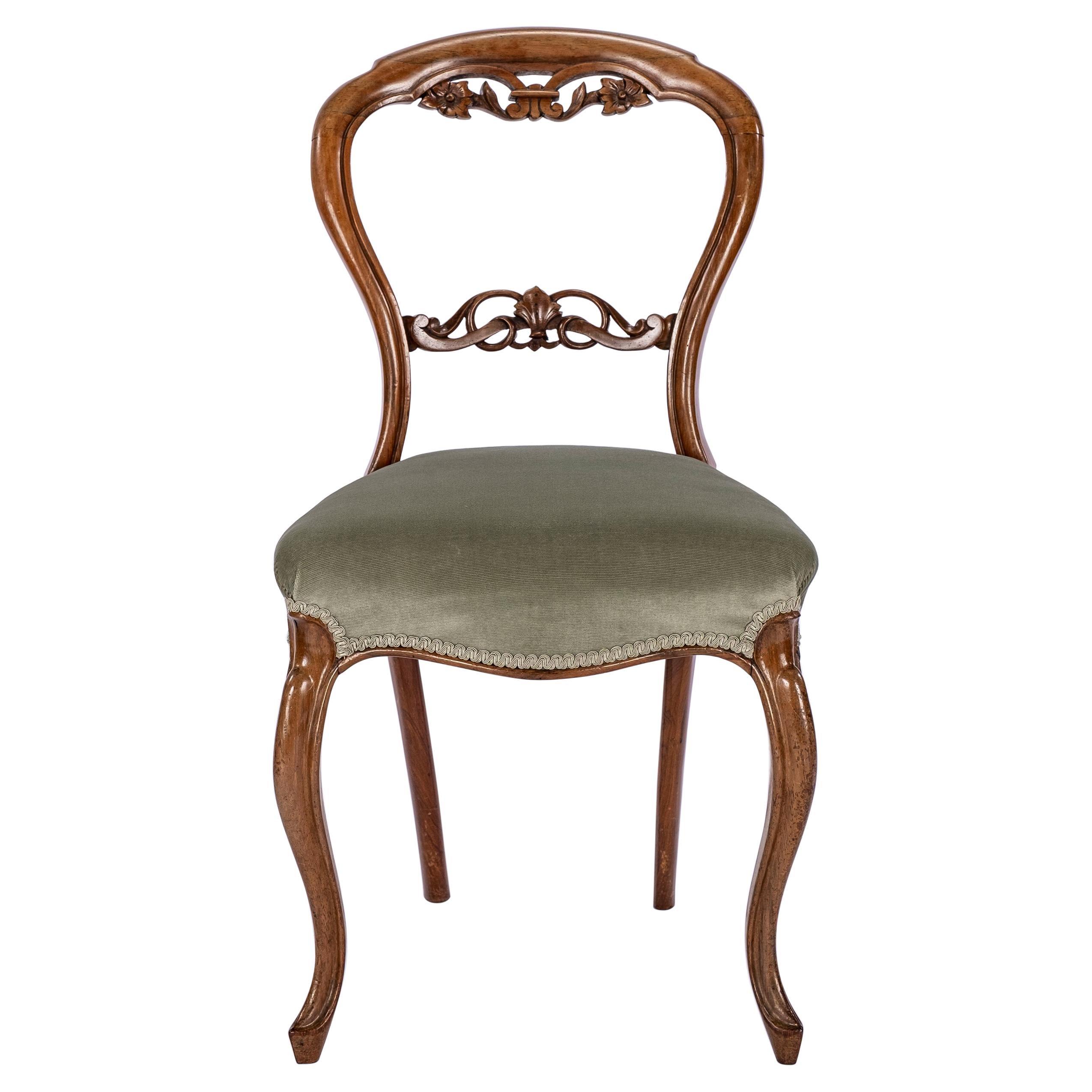 Art Nouveau French Chair