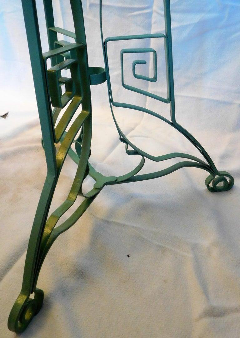 Art Nouveau ART NOUVEAU Jardiniere Planter Gustave Serrurier Bovy For Sale