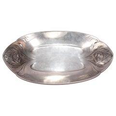 Art Nouveau Metal Cup