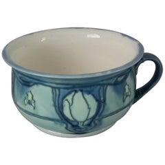 Art Nouveau Minton Secessionist No.7 Chamber Pot