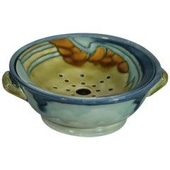 Art Nouveau Minton Secessionist No.8 Sponge Dish