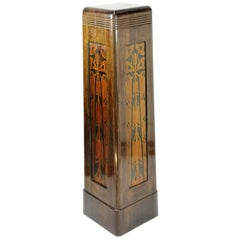 Art Nouveau Pedestal or Stand, ca 1900