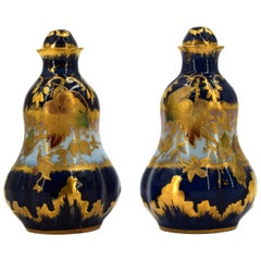 Art Nouveau Perfume Bottles, Late 19th Century