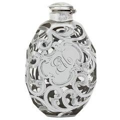 Art Nouveau Perfume Flacon
