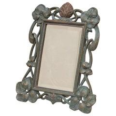 Art Nouveau Picture Frame / Mirror, circa 1910
