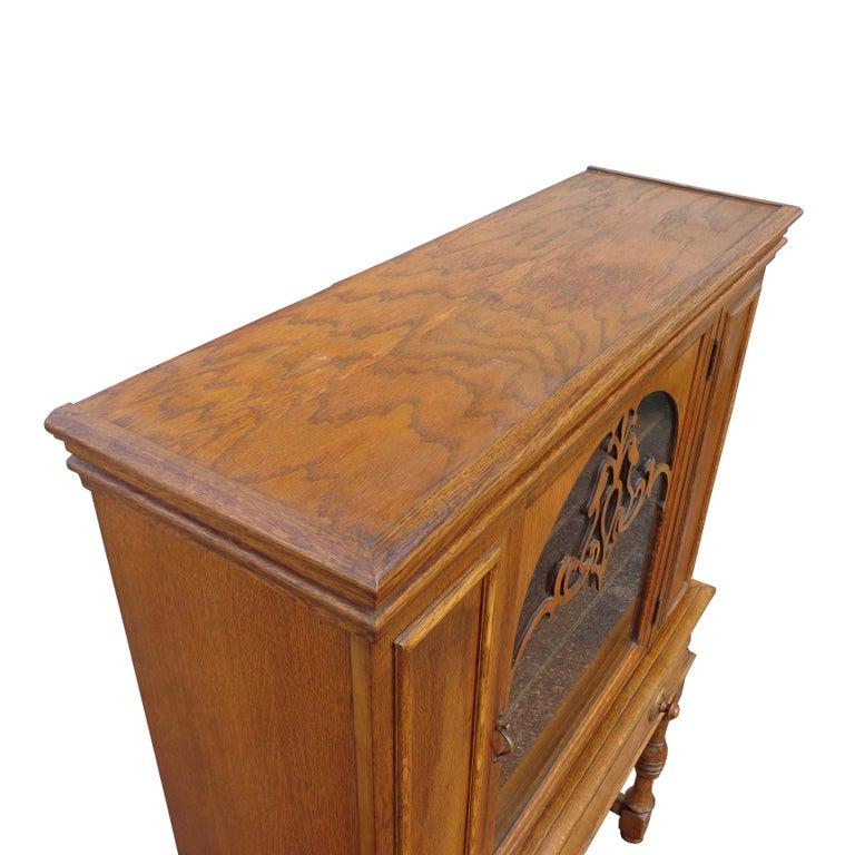 Art Nouveau Sideboard by Limbert Van Raalte Craftsman Furniture For Sale 3