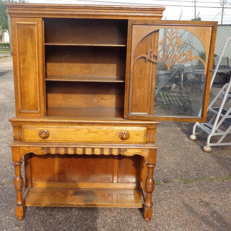 Art Nouveau Sideboard by Limbert Van Raalte Craftsman Furniture For Sale 1
