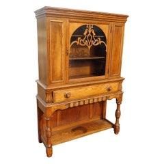 Art Nouveau Sideboard by Limbert Van Raalte Craftsman Furniture