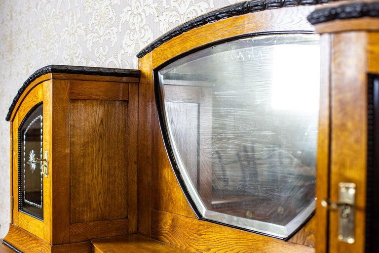 Art Nouveau Sideboard from the Turn of the 19th and 20th Century For Sale 5