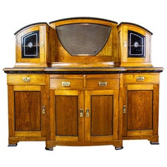 Art Nouveau Sideboard from the Turn of the 19th and 20th Century