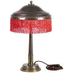 Art Nouveau Table Lamp, circa 1900