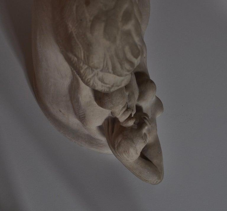 Art Nouveau Terracotta Sculpture