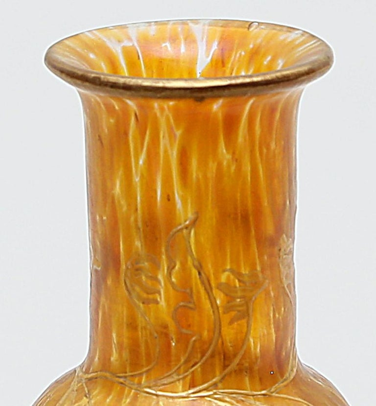 Art Nouveau Vase by Loetz, Behemia, Early 20th Century In Good Condition In Roma, IT