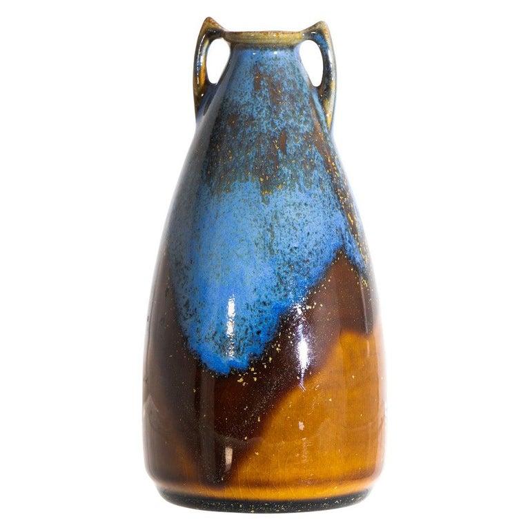 Art Nouveau Vase, Jakob Julius Scharvogel '1854-1938', c. 1905/06 For Sale