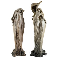 Art Nouveau Vases Edited by Goldscheider