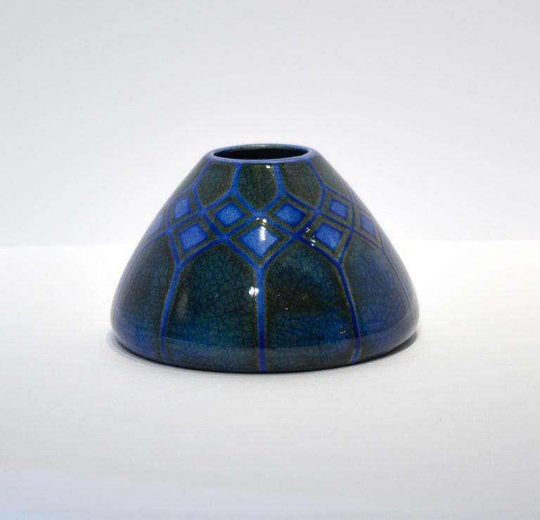 Art Nouveau Waechtersbach Vessel In Good Condition For Sale In Bloomfield Hills, MI