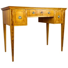 Art Nouveau Writing Desk Cherrywood, Austria, circa 1905