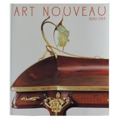 Art Noveau 1890-1914 Soft Cover Book
