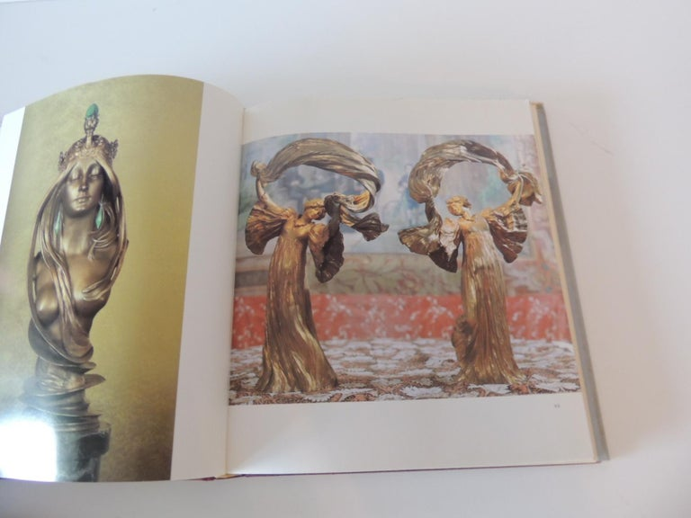 Machine-Made Art Nouveau and Art Deco Lighting Decorative Book by A. Duncan For Sale