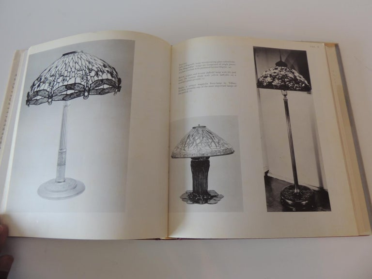 Art Nouveau and Art Deco Lighting Decorative Book by A. Duncan In Good Condition For Sale In Oakland Park, FL