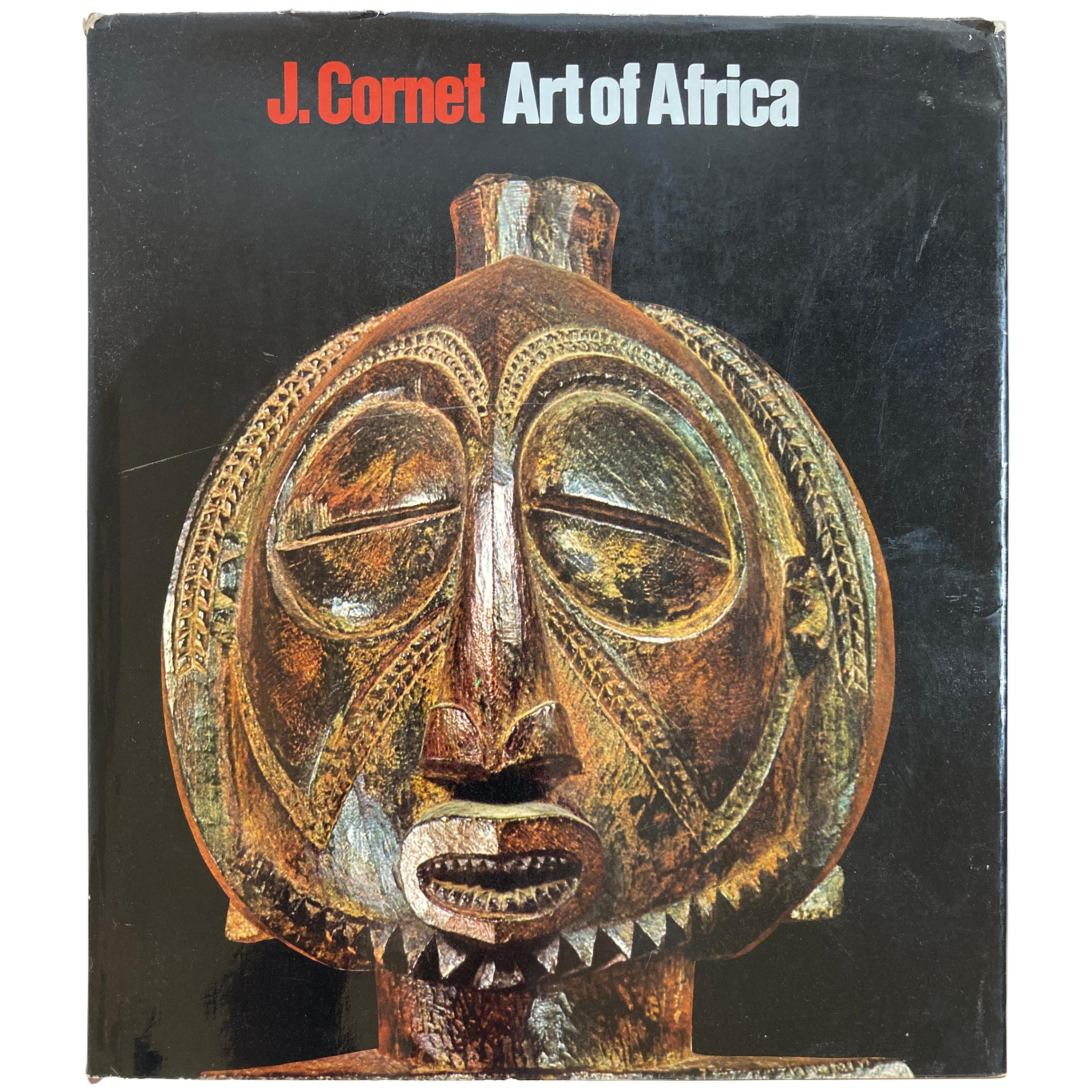 Art of Africa Treasures from the Congo Hardcover Table Book