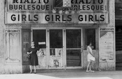 Girls Girls Girls, State St. Strip Joint Near Death, Chicago, 1966