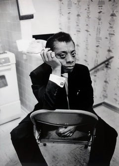 James Baldwin, Deerfield, IL 1959, Deerfield Integration Rally