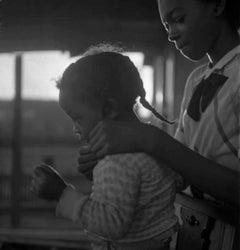Lovejoy AKA Brooklyn, Illinois, Sisters for Ebony Magazine, 1952, by Art Shay