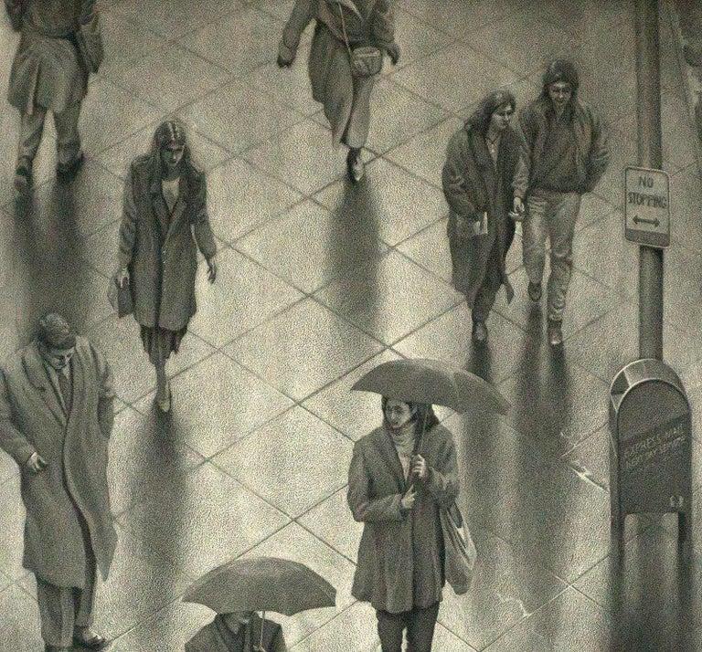 Counterpoint - American Modern Print by Art Werger