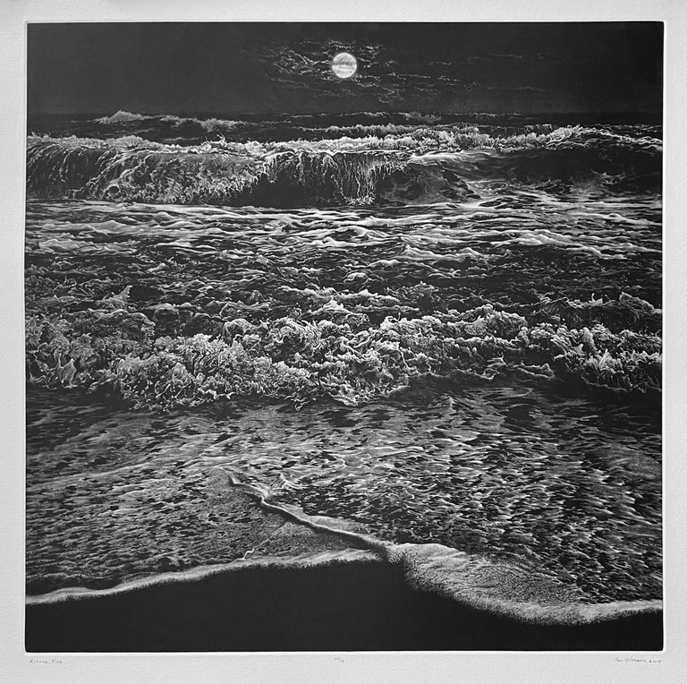 Rising Tide - Print by Art Werger