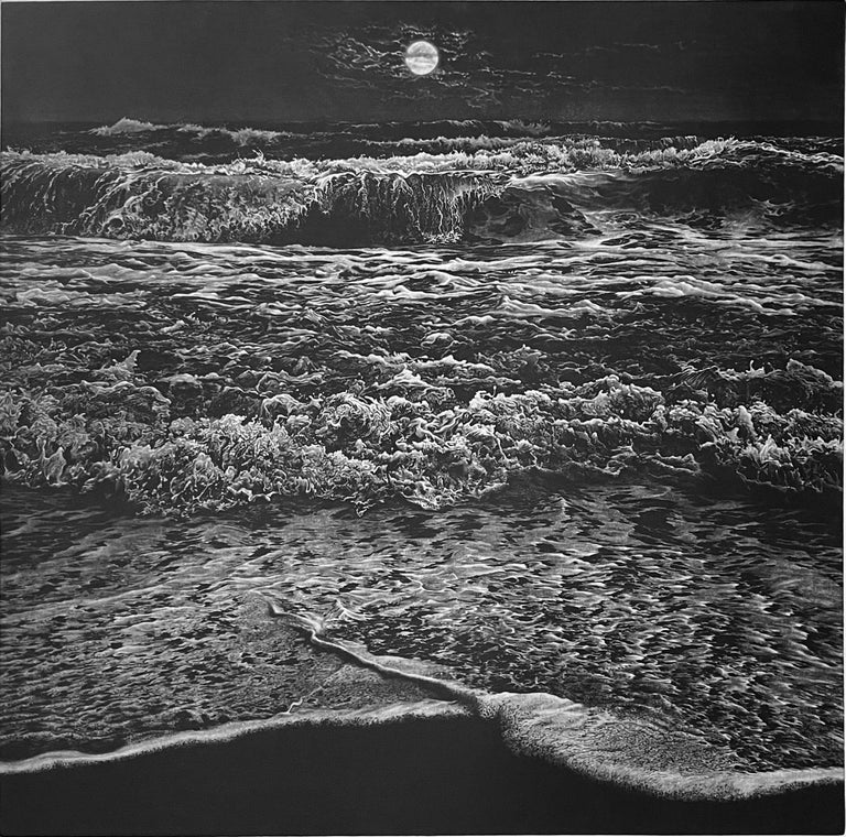 Art Werger Landscape Print - Rising Tide